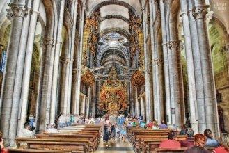 Catedral de Santiago   Cathedral of Santiago
