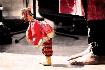 Maestro de marionetas   Master of puppets