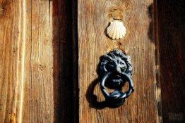 Recibir a un peregrino | Receiving a pilgrim