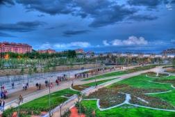 Un paseo en Madrid | A walk at Madrid